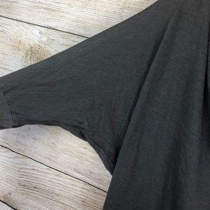 Eileen Fisher Tops - Eileen Fisher drape front shirt size M // U37